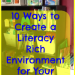 Create a Literacy Rich Environment at Home