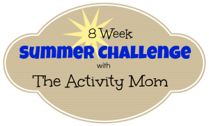 Summer Challenge with The Activity Mom