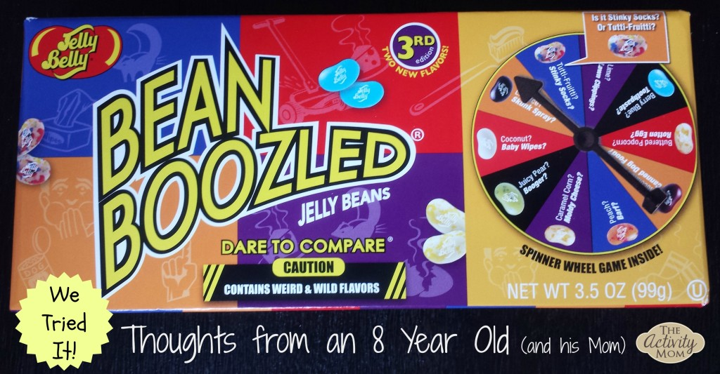 Bean Boozled Review