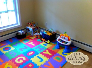 Toy Rotation for Your Kids