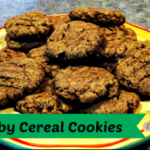 Baby Cereal Cookie Recipe