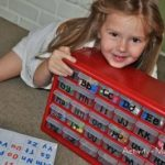 Learning Letter Sounds with Tiny Objects