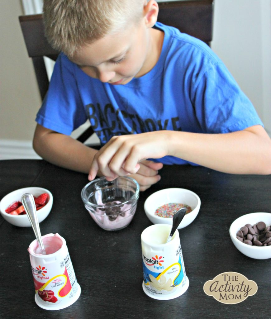 Dessert Snack Hacks with Yoplait 2