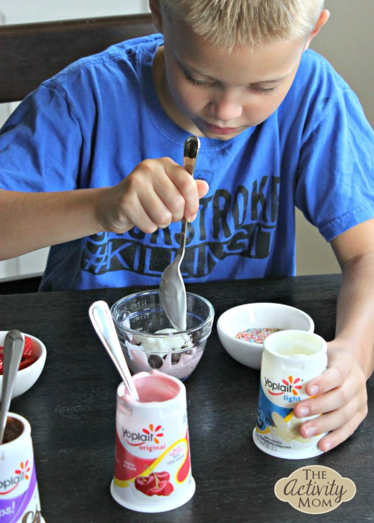 Dessert Snack Hacks with Yoplait