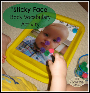 Learning Body Parts for Toddlers