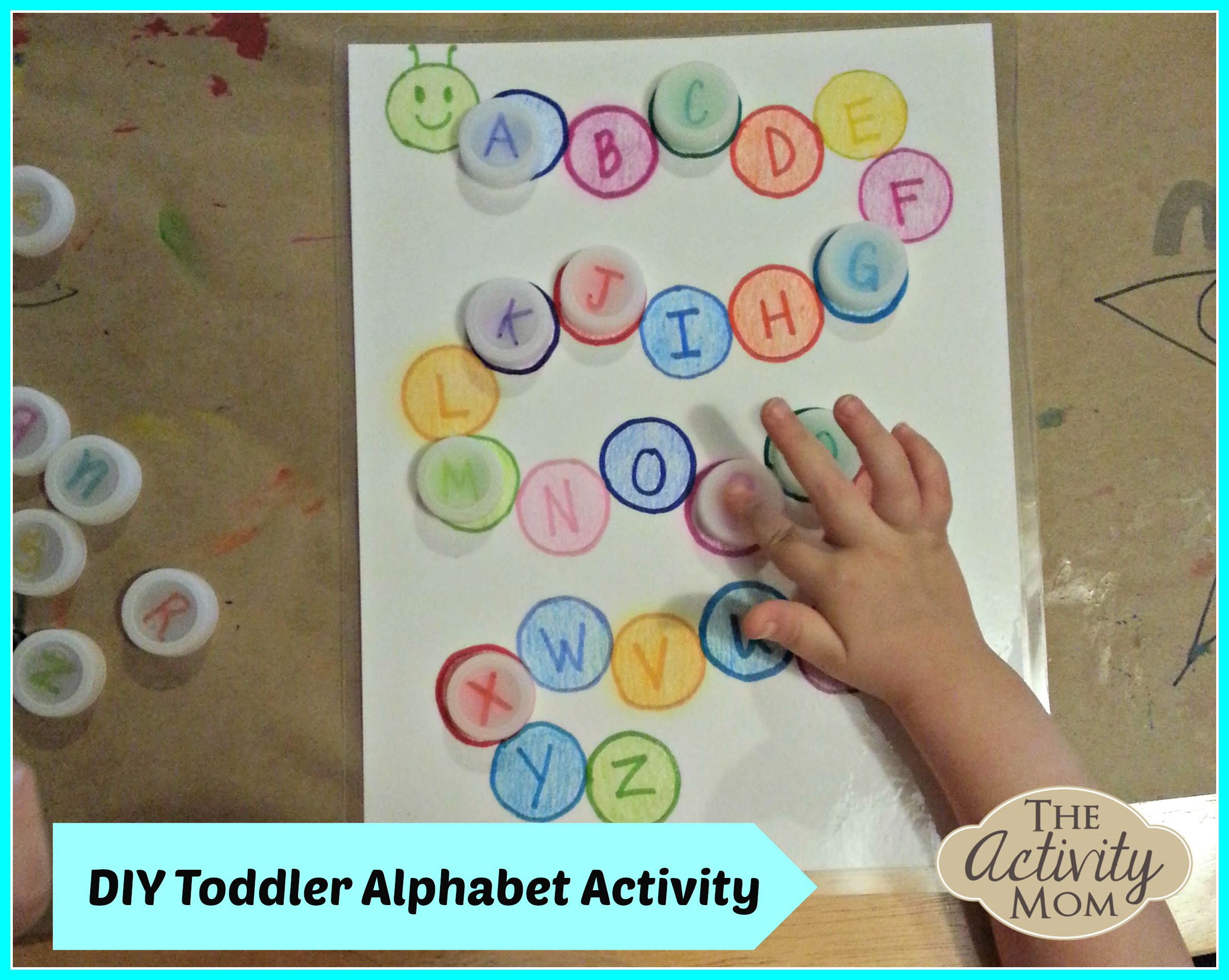 Free Printable Activities for Toddlers