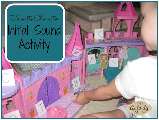 Learning Letter Sounds through Play