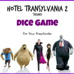 Hotel Transylvania 2 Counting Game