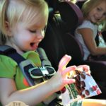 Toddler Snacks for Car Trips