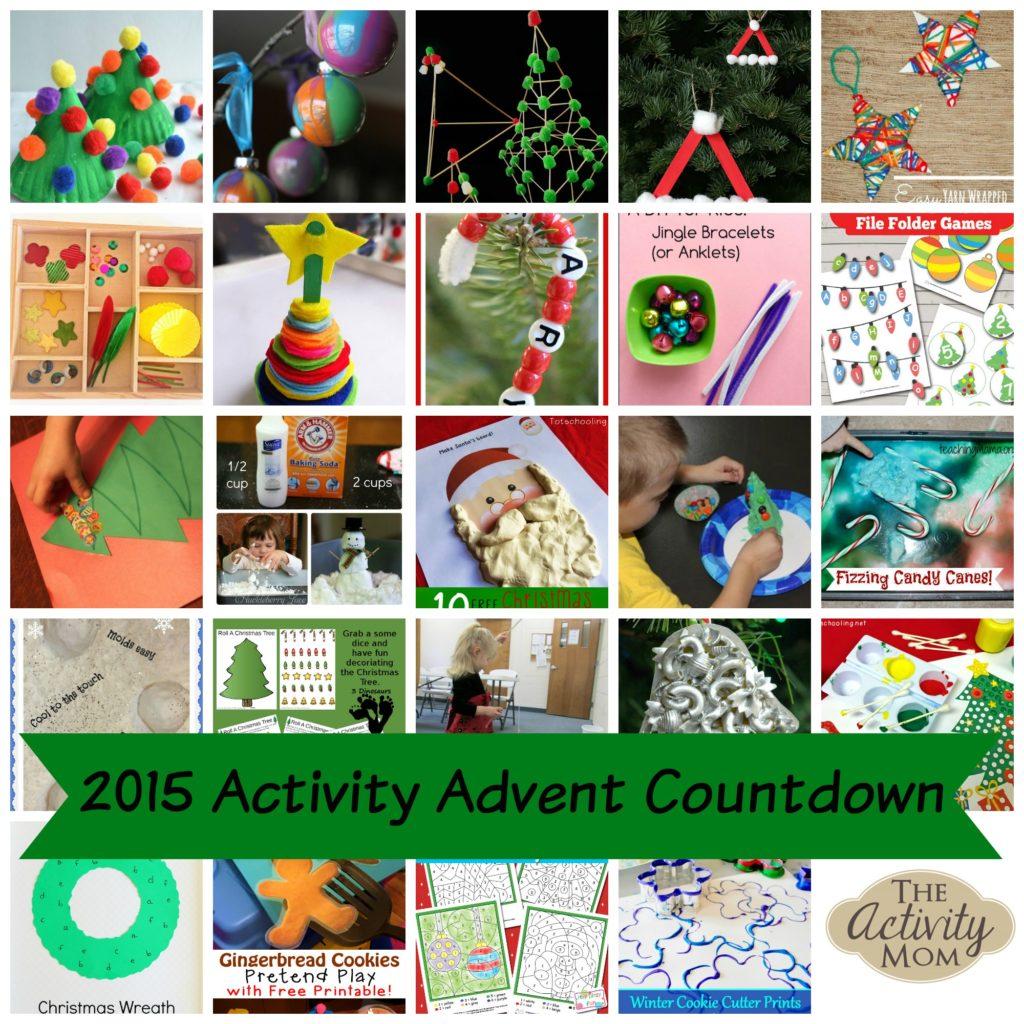 2015 Activity Advent Countdown
