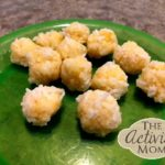 Cooking with Kids – Cheesy Rice Balls