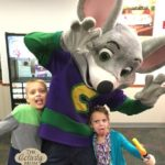Cheesy with Chuck E