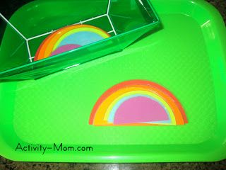 Rainbow Size Activity