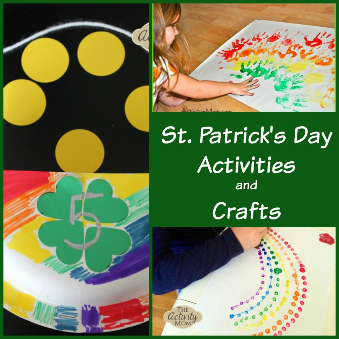 The Activity Mom - St. Patrick\'s Day Activities for Preschoolers ...