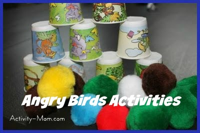 Angry Birds Activities
