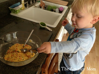 Cooking with Kids