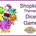 Shopkins Dice Game