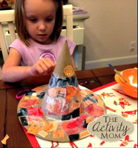 Fall Paper Craft for Kids