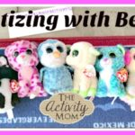 alphabetizing with beanie boos