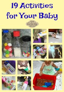 Activities for Your Baby