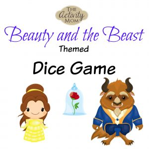 beauty and the beast dice game