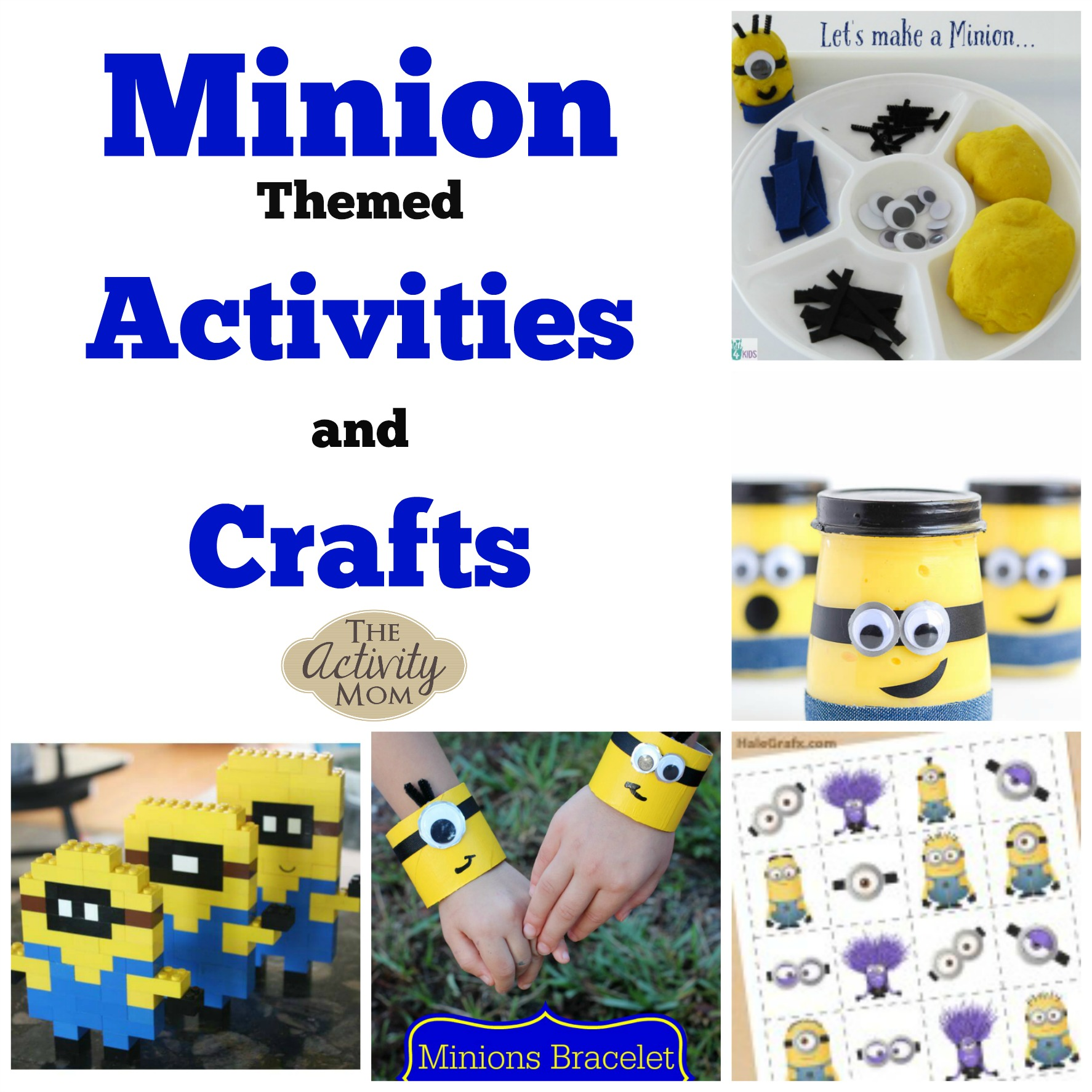 Minion Activities and Crafts