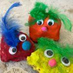 Pet Rock Craft for Kids