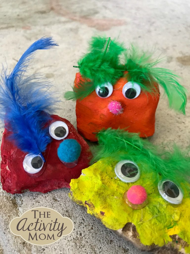 Pet Rock Craft