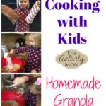 Cooking with Kids – Homemade Granola