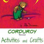 Corduroy Activities and Crafts