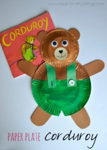 Paper Plate Corduroy