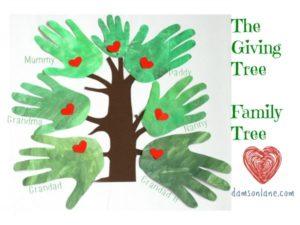 The Giving Tree Family Tree