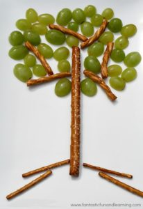 The Giving Tree Snack