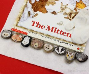 The Mmitten Story Stones