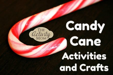 Candy Cane Activities and Crafts