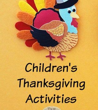 Children's Thanksgiving Activities