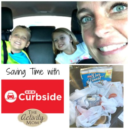 Save Time with H-E-B Curbside