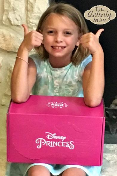 Disney Princess Mystery PleyBox
