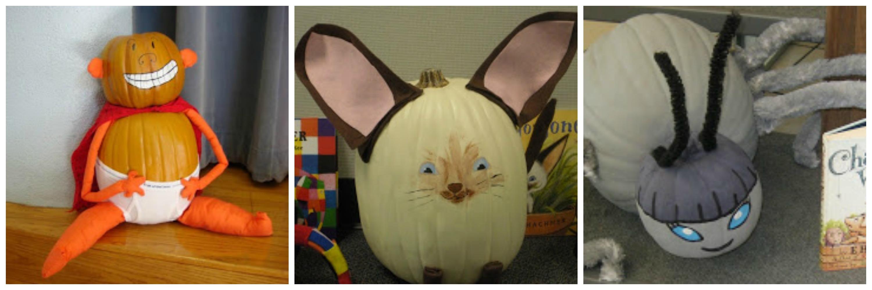 Storybook Pumpkin Ideas