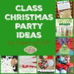 Class Christmas Party Ideas