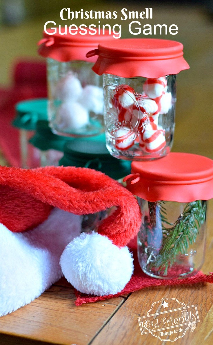 Kindergarten Christmas Party Ideas Part - 33: Put A Twist On This Christmas Smell Guessing Game From Kid Friendly Things  To Do, By Using Containers That Arenu0027t See Through And Having The Students  Write ...