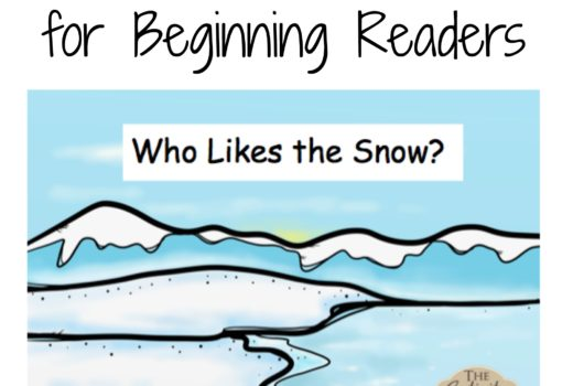Free Printable Book for Beginning Readers