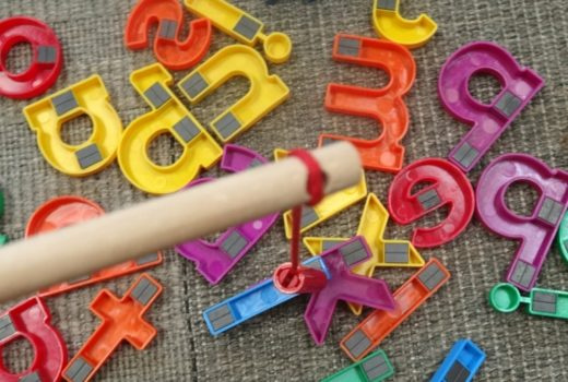 Activity Ideas for Learning with Letter Magnets
