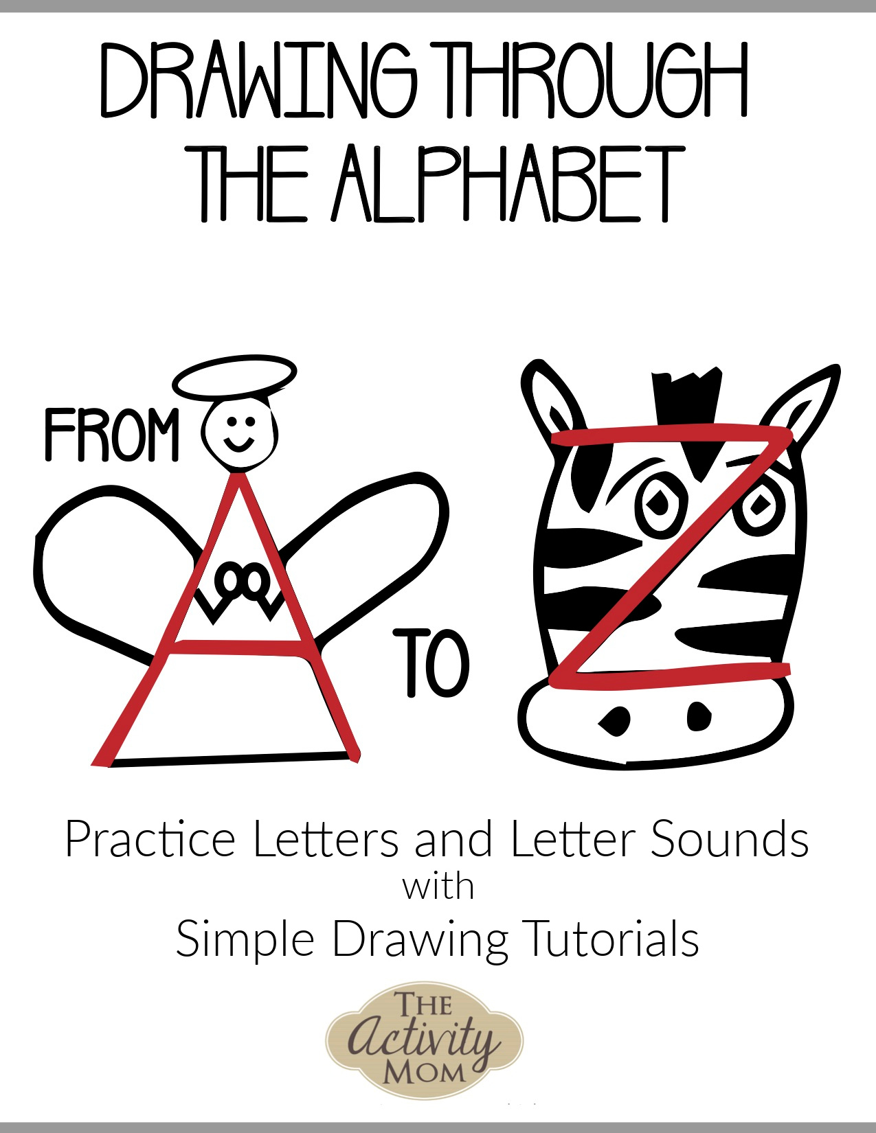 simple drawing tutorials for kids