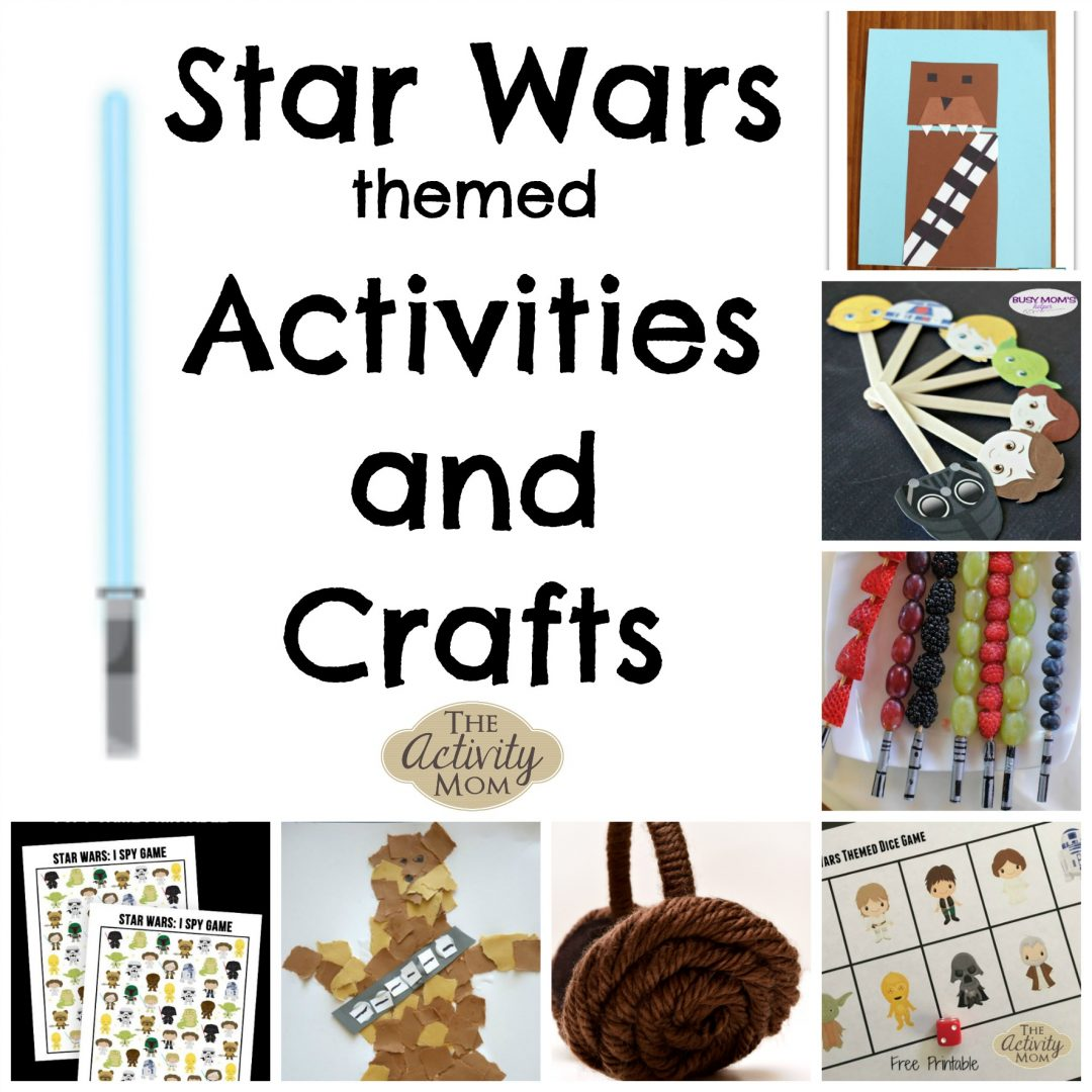 photograph relating to Star Wars Printable Crafts named The Game Mother - Star Wars Functions and Crafts - The