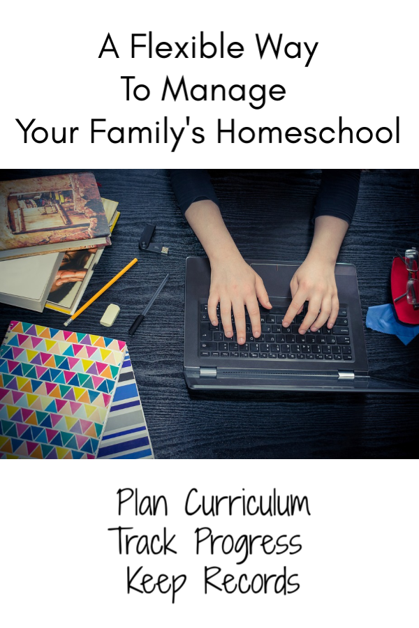 Flexible Homeschool App