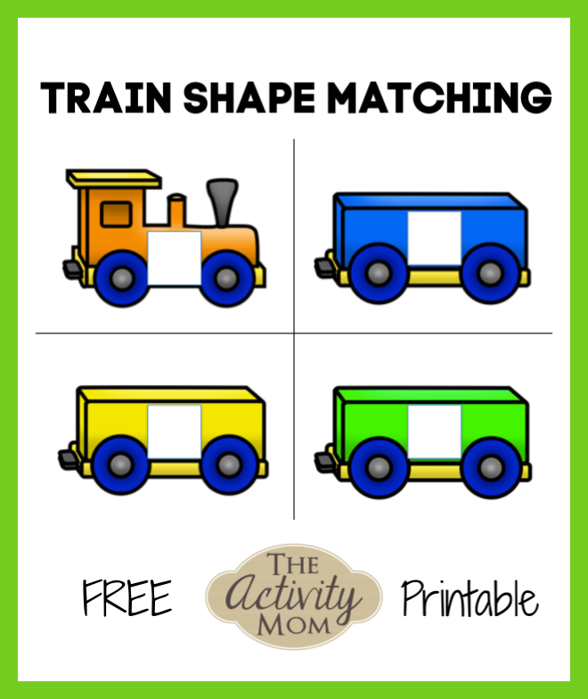 This is a photo of Printable Trains intended for blank