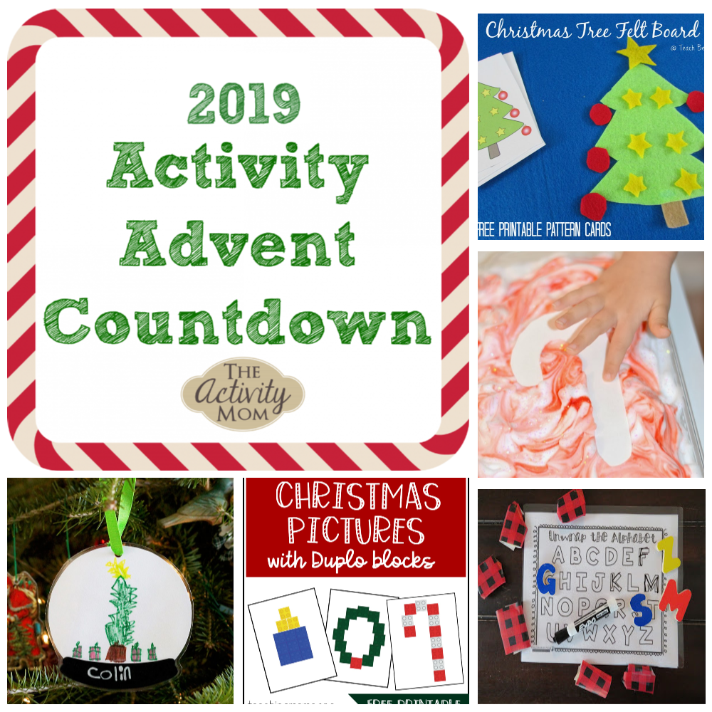Christmas Activity Countdown