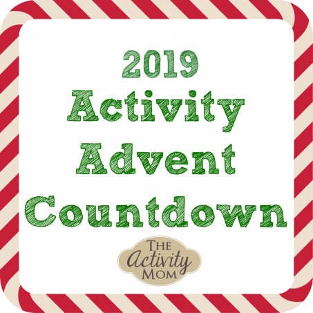 Activity Advent Countdown for Kids