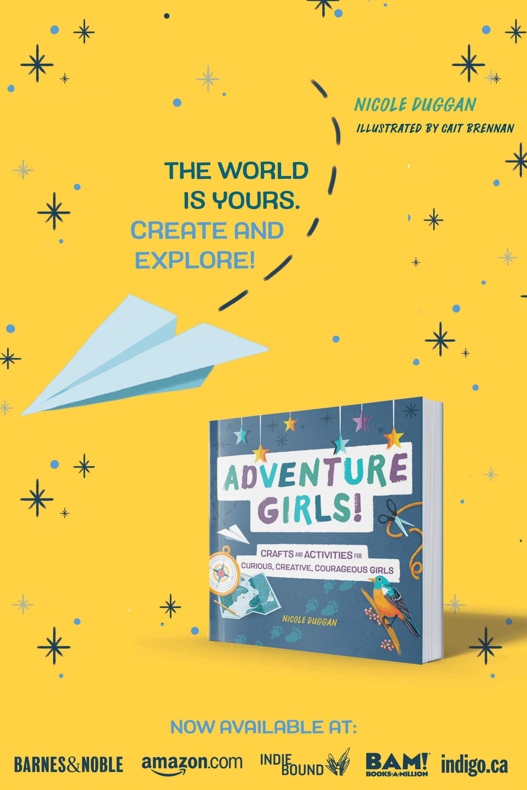 Adventure Girls Crafts and Activities for Girls